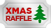 Christmas Raffle Ticket
