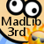 3rd Place Mad Lib Task 17 DCAdventures Sept. 2015