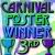 3rd place Carnival Poster DC Anniv. 2012