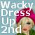 2nd Place DCA Wacky Dress Up 2016