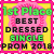 1st Place Best Dressed Single 2018
