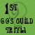 First  Place 60s Guild Trivia