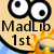 1st Place Mad Lib Task 17 DCAdventures Sept. 2015