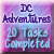 All Tasks Completed DC Adventures