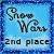 2nd Place Snow Wars Snow Maiden Game 2016