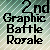 2nd in Graphic Battle Royale