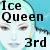 3rd Place Ice Queen FGB