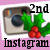 2nd place in 2015 Instagram Holiday Contest