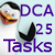 DCA Completed 25 Tasks 2016
