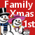 1st Place Family Christmas Flashgame 2015