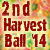 Second Place Guild Harvest Ball '14