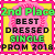 2nd Place Best Dressed Single 2018
