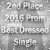 2nd Place in Best Dressed Single Prom 2016
