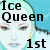 1st Place Ice Queen FGB