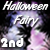2nd Place Halloween Fairy Dressup 2015