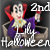 2nd Place Lily Halloween Dressup 2015
