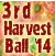 Third Place Guild Harvest Ball '14