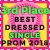 3rd Place Best Dressed Single 2018