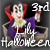 3rd Place Lily Halloween Dressup 2015