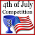 3rd Place 4th of July Contest