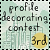 3rd Place April Forum Profile Decorating Contest