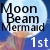 1st Place MoonBeam Mermaid Task 11 DCAdventures Sept. 2015