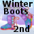 2nd Place Winter Boots FGB