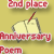 2nd Place Anniversary Poem 2013