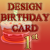 1st Place Birthday Card Design 2013