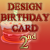 2nd Place Birthday Card Design 2013