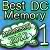 1st Place in Best DC Memory