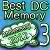 3rd Place in Best DC Memory