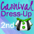 2nd Place in Shop Carnival Dress Up!