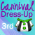 3rd Place in CYO Carnival Dress Up!