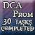 All Tasks Completed DC Prom Adventures 2015