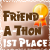 1st Place in DC Friend-A-Thon Cycle 50
