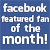 April 2013 Facebook Fan of the Month