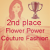 2nd Place Flower Power Couture Dress Up 2013