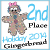 2nd Place Who Ate My Gingerbread