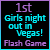 1st in Girls Night Out in Vegas