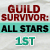 1st Place Guild Survivor XXV