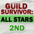 2nd Place Guild Survivor XXV