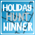 Holiday Hunt Winner