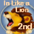 2nd Place March Madness: In Like a Lion