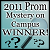 Mystery on Campus Winner 2011 Prom