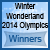 Winter Wonderland Olympics Team Winners