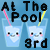3rd Place At the Pool Flash Game