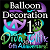 1st Place Balloon Decorating Anniversary 2014