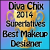 2014 Shop & Designer Superlatives: Best Makeup Designer