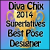 2014 Shop & Designer Superlatives: Best Pose Designer